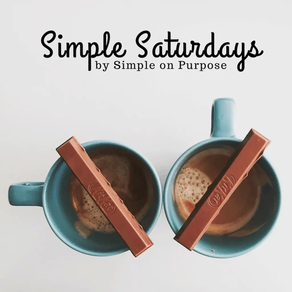 Simple Saturdays Podcast & Email